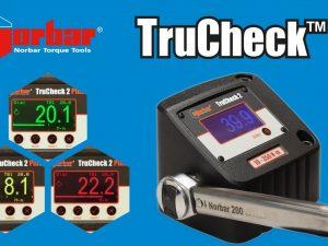 Norbar presenta el nuevo comprobador de llaves dinamométricas Trucheck® 2