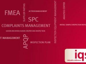 IQS Dialoga: La metodología FMEA se encuentra con el software.
