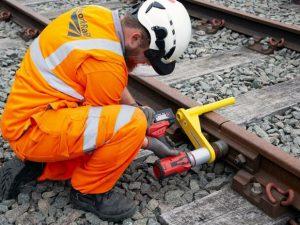 Las EvoTorque® (EBT) de Norbar obtuvieron la aprobación completa del Network Rail del Reino Unido